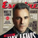 Daniel Day-Lewis - Esquire Magazine Cover [United Arab Emirates] (February 2013)