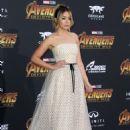 Chloe Bennet – 'Avengers: Infinity War' Premiere in Los Angeles - 454 x 675
