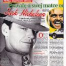 Jack Nicholson - Retro Magazine Pictorial [Poland] (September 2016)