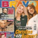 Britney Spears - Bravo Magazine Cover [Poland] (14 October 1999)