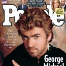George Michael - People Magazine Cover [United States] (9 January 2017)