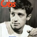 Jean-Paul Belmondo - Télé Ciné Obs Magazine Cover [France] (20 May 2011)