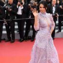 Mallika Sherawat – 'Sorry Angel' Premiere at 2018 Cannes Film Festival - 454 x 681