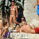 Jennifer Capriati Shows Off Bikini Body In Croatia