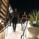 Kendall Jenner and Ben Simmons – Leaving Javier's Restaurant in West Hollywood