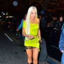 Rita Ora – Heading to the Victoria's Secret Fashion Show After Party in NYC