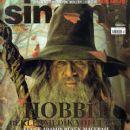 Ian McKellen - Sinema Magazine Cover [Turkey] (December 2012)