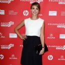 Jessica Alba: attended A.C.O.D premiere during the 2013 Sundance Film Festival in Park City