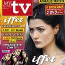 Deniz Çakir - My TV Magazine Cover [Greece] (28 March 2014)