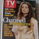 Holly Marie Combs - TV Guide Magazine Cover [United States] (29 December 2002)