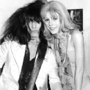 Sable Starr & Johnny Thunders by Bob Gruen 1974 - 345 x 490