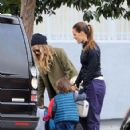 Teresa Palmer spotted in Los Angeles, California on January 10, 2017 - 423 x 600