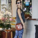 Alessandra Ambrosio – Out in Brentwood 8/25/2016 - 454 x 664
