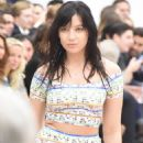 Daisy Lowe Junior Ocean Councils Fashions For The Future Event In London