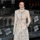 L'Wren Scott attends the launch of Skate at Somerset House on November 13, 2013 in London, England