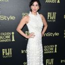 Sarah Silverman Hfpa and Instyle Celebrate The 2016 Golden Globe Award Season In West Hollywood