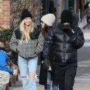 Dakota Johnson – Out for lunch in Aspen