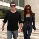 Mezhgan Hussainy and Simon Cowell - 454 x 368