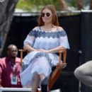 Actress Holland Roden attends Entertainment Weekly Con-X at Embarcadero Marina Park North on July 22, 2016 in San Diego, California - 399 x 600