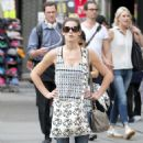 Ashley Greene Out and About In Manhattan