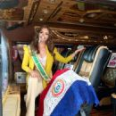 Daisy Lezcano- Arrival in Thailand for Miss Grand International 2020