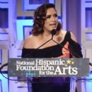 Angelica Vale- National Hispanic Foundation for the Arts 2017 Noche De Gala - 400 x 600