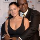 Erika Rike With Randy Jackson