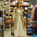 Angelina Jolie Shopping With Daughters In Los Angeles  (September 04, 2019)