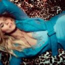 Heidi Klum Vogue Russia October 2014