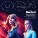 Melissa Benoist and Caity Lotz – Entertainment Weekly – The Ultimate Guide to Arrowverse 2019 - 454 x 617