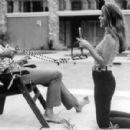 Jane Fonda and Roger Vadim - 454 x 299