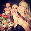 Fernanda Motta, Luciana Gimenez and Claudia Leitte - 454 x 454