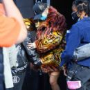 Miley Cyrus – seen out in New York City