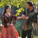 Craig Parker and Anna Popplewell