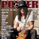 Slash - Power Play Magazine Cover [United Kingdom] (September 2018)
