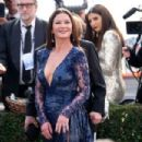 Catherine Zeta-Jones at The 25th Annual Screen Actors Guild Awards (2019) - 454 x 303