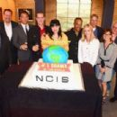 'NCIS' Cast and Crew Throw a Party