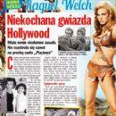 Raquel Welch - Nostalgia Magazine Pictorial [Poland] (October 2016) - 454 x 642