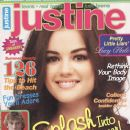 Lucy Hale - Justine Magazine Cover [United States] (June 2010)