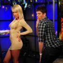 Sara Jean Underwood hosting Attack of the Show