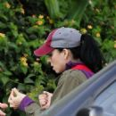 Sarah Silverman: Smoking Pot in a Public Parking Lot?