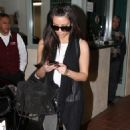 Kim Kardashian Celebrates New Single at the Salon