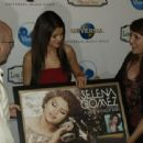 Selena Gomez Was Awarded When Her Album 'A Year Without Rain' Goes Gold in Chile