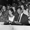 Grace Kelly and David Niven France, 1963 - 454 x 353