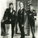 Simone Bendix as Officer Jane Castle in Space Precinct - 454 x 583