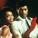 Angela Bassett and Laurence Fishburne