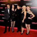 'Burlesque' Premiere in Madrid