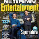 Supernatural - Entertainment Weekly Magazine Cover [United States] (16 September 2016)