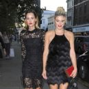 Ashley James – Magnum VIP Launch Party in London - 454 x 714