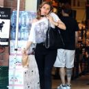 Rachael Taylor – Leaving a Liquor Store in Hollywood